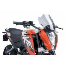 KTM DUKE 125/200/390 PUIG PLEXI
