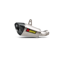 AKRAPOVIC S-K10SO17-ASZ SLIP-ON LINE TITANIUM