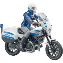 DUCATI POLICE MOTORCYCLE BRUDER SPIELWAREN MODELL