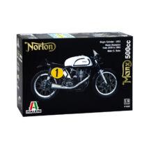 NORTON MANX 500CC 1951 MAKETT ITALERI