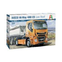IVECO HI-WAY 480 E5 LOW ROOF MAKETT ITALERI