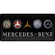 MERCEDES-BENZ RETRO TÁBLAKÉP