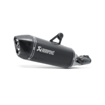 AKRAPOVIC S-B12SO10-HAABL SLIP-ON LINE TITANIUM