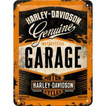 HARLEY-DAVIDSON GARAGE TÁBLAKÉP