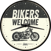 BIKERS WELCOME FALIÓRA