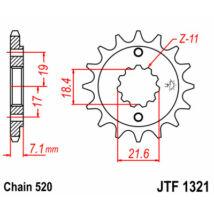 JT LÁNCKERÉK JTF1321