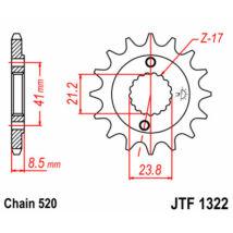 JT LÁNCKERÉK JTF1322
