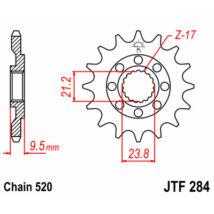 JT LÁNCKERÉK JTF284
