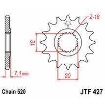 JT LÁNCKERÉK JTF427