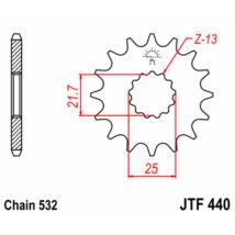 JT LÁNCKERÉK JTF440