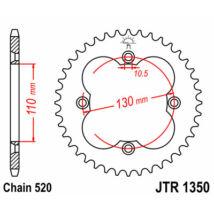 JT LÁNCKERÉK JTR1350