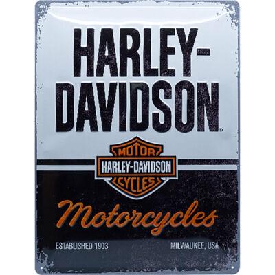 HARLEY-DAVIDSON MOTORCYCLES TÁBLAKÉP