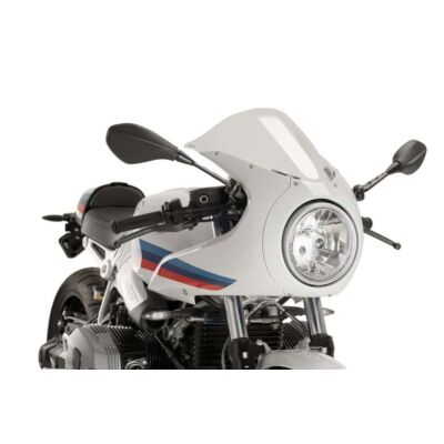 BMW R NINE T RACER  PUIG PLEXI