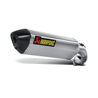 AKRAPOVIC S-H10SO7T-HTT SLIP-ON LINE TITANIUM