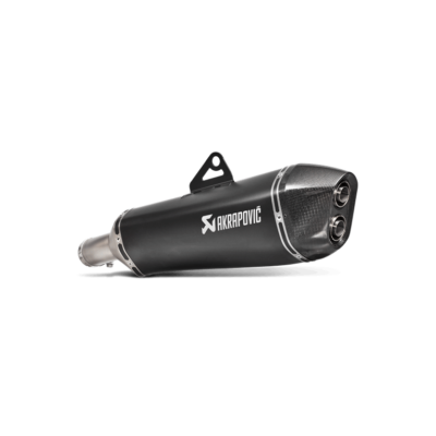 AKRAPOVIC S-B8SO6-HZAABL SLIP-ON LINE TITANIUM