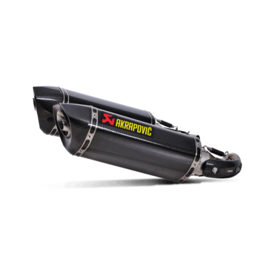 AKRAPOVIC S-D10SO7-HZC SLIP-ON LINE CARBON