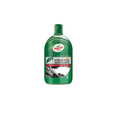 TURTLE WAX GL STREAK FREE WASH & WAX 1000ML