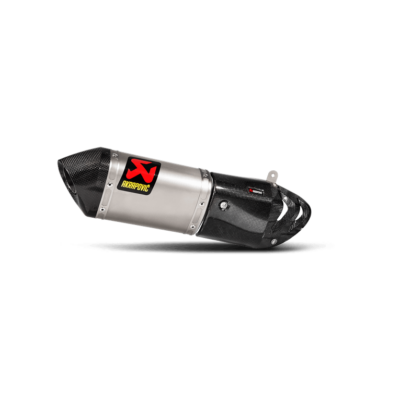 AKRAPOVIC S-D12SO6-HAPT SLIP-ON LINE TITANIUM