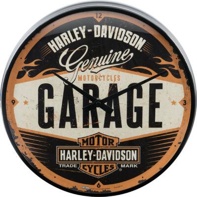 HARLEY DAVIDSON GARAGE FALIÓRA