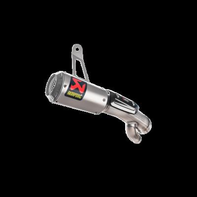 AKRAPOVIC S-B10SO8-CUBT SLIP-ON LINE TITANIUM